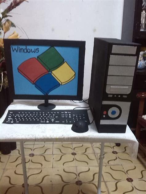 maquetas de computador maqueteandoconanyesca