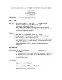 Objective Exles For Resume For Waitress by Waitress Resume Sle Resume Badak