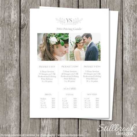 Modern Photography Price List Template Deals  Infoparrot. Wedding Photographer Jacksonville Fl. Wedding Themes For February. Our Wedding Planner. Pocket Wedding Invitations Etsy. The Wedding Experience Columbus Ohio. Wedding Venues Annapolis Md. Silk Wedding Flowers Wholesale Uk. Handmade Wedding Invitations Chicago