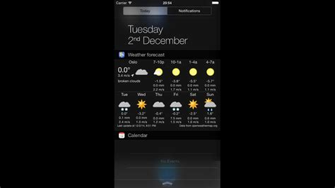 iphone weather symbols meaning widget weather for ios 8 with animated weather symbols on 1939