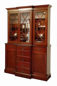Englische Möbel Gebraucht : b cherschrank aus mahagoni im englischen stil schr nke ~ Michelbontemps.com Haus und Dekorationen