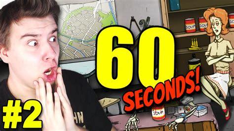 Tego SiĘ Nie SpodziewaŁem! Wtf! (60 Seconds! #2)
