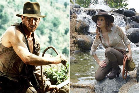 Indiana Jones, Eat Your Heart Out