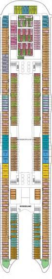 harmony of the seas deck 11 deck plan tour