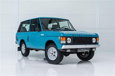 classic land rover land rover range rover classic classic youngtimers com