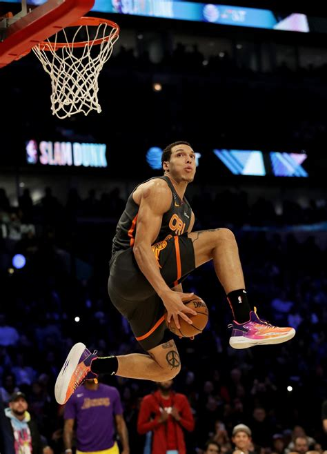 aaron gordon nba dunk contest sneakers nba dunk contest