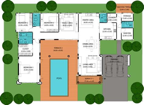 home plans with pool house plans with a pool smalltowndjs com