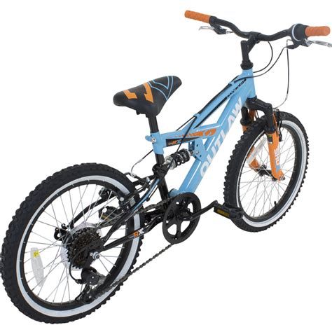 mountainbike 18 zoll 18 zoll kinder mountainbike concept outlaw fully kinderfahrrad vollgefedert ebay