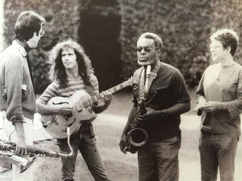 pat metheny s 80 81 band with michael brecker haden and dewey redman 1980 jazz