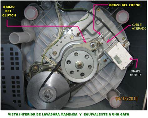 solucionado lavarropas gafa problema centrifugado gafa yoreparo