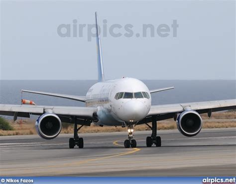 airpics.net - G-FCLI, Boeing 757-200, Thomas Cook Airlines ...