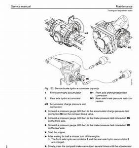 Liebherr Wheel Loader L524-1266 Service Manual