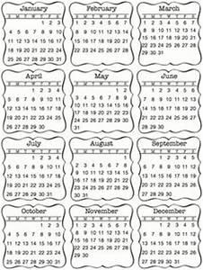 Mini Kalender 2015 : 1000 images about calendars templates on pinterest 2016 yearly calendar 2015 calendar and ~ Watch28wear.com Haus und Dekorationen