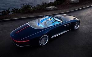 Mb Auto : first look the vision mercedes maybach 6 cabriolet wallpaper ~ Gottalentnigeria.com Avis de Voitures