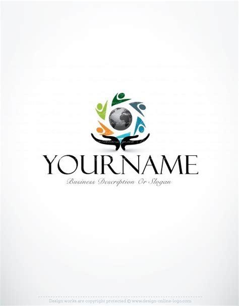 exclusive design human group  logo  business