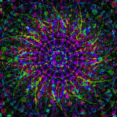 Kaleidoscope Colorful Pattern Psychedelic Picsart