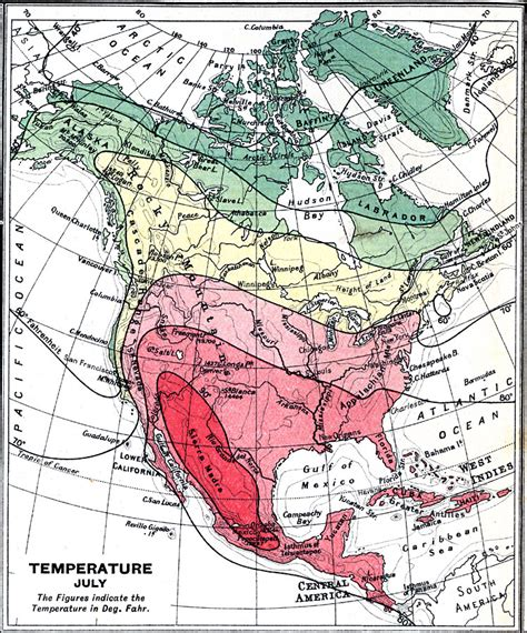 A Complete Map Of North America