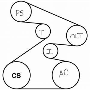 Rsx Belt Diagram