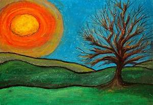 17 Best images about oil pastels on Pinterest   Abstract ...