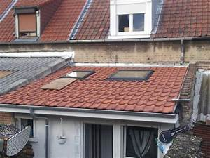 Tuile Pour Toiture : extention tuile faible pente ~ Premium-room.com Idées de Décoration