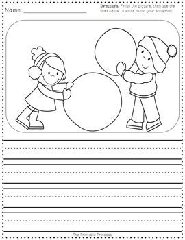winter activities for kindergarten free by the printable princess