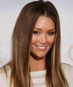 35 Glamorous Dark Brown Hair With Highlights | CreativeFan