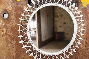 Weißer Spiegel Vintage : spiegel juliet patinierter wei er spiegel im vintage pib ~ Markanthonyermac.com Haus und Dekorationen