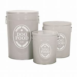 Harry barker fda approved pet food storage cans zozeen for Extra large dog food container