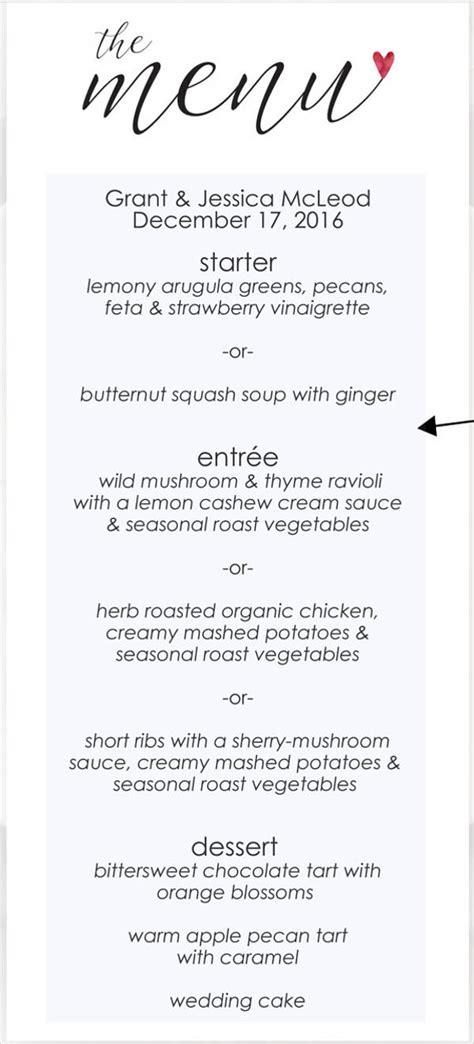 banquet menu templates ai psd docs pages