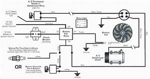 Single Phase Fan Motor Wiring Diagram