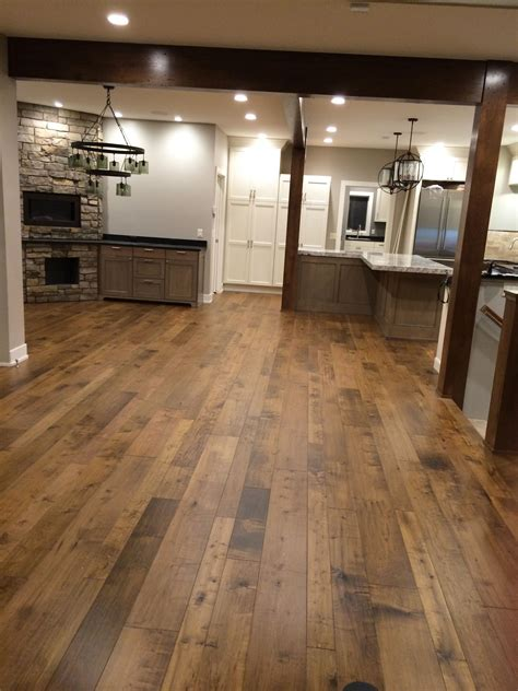 Monterey Hardwood Collection  Rooms And Spaces