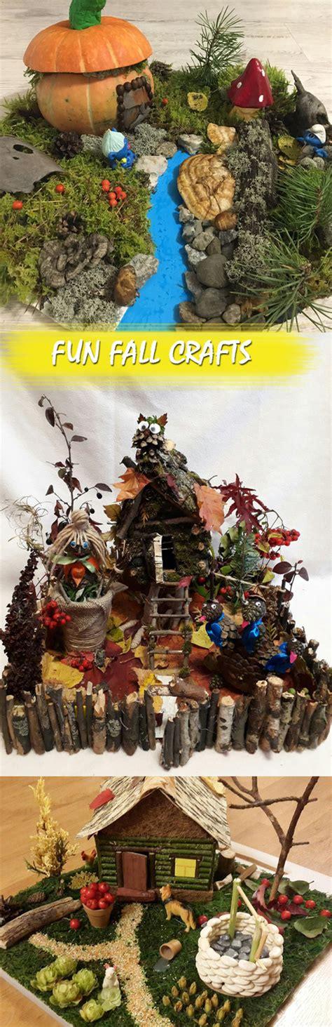 Fun Fall Crafts  Good House Wife