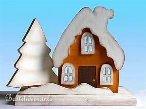 Basteln Holz Weihnachten Kostenlos : laubs gearbeit basteln mit holz weihnachten h tte ~ Lizthompson.info Haus und Dekorationen
