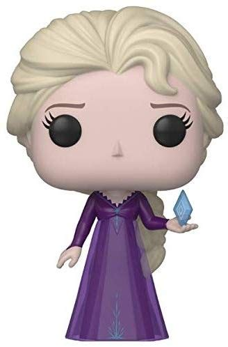 Funko POP Elsa With Ice Crystal (Frozen II) | A Mighty Girl