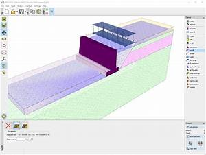 Gravity wall geotechnical software geo fine