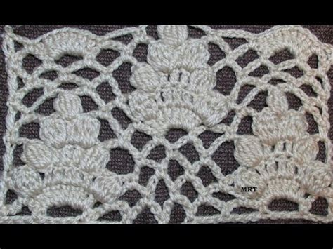 crochet paso a paso punto racimo tejido con pi 209 as mi rinc 243 n del tejido youtube