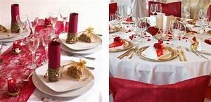 Tischdeko Rot Weiß : tischdeko in rot weddix ~ Watch28wear.com Haus und Dekorationen