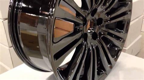Chrome Rims For Chrysler 300 by 4 New 20 Quot Chrysler 300 Wheels In Pvd Black Chrome Outright
