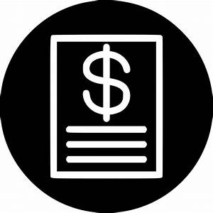 Price List Svg Png Icon Free Download (#511015 ...