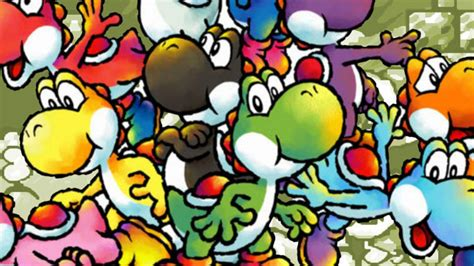 With Yoshis Island The Mario Series Broke Its Own Rules