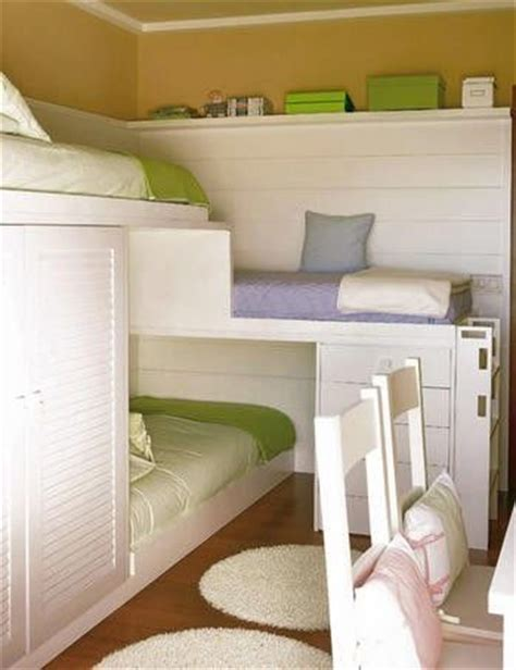 built in beds for small spaces top 4 small space bedrooms bunk bed mania