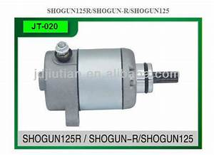 Shogun 125 R Engine Parts Starter Motor