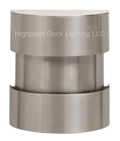 home depot deck rail lighting highpoint berkley deck rail light kit