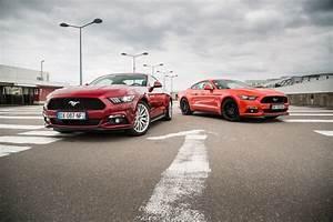 Ford Mustang 2016 Prix : essai ford mustang vous tes plut t ecoboost ou v8 l 39 argus ~ Medecine-chirurgie-esthetiques.com Avis de Voitures