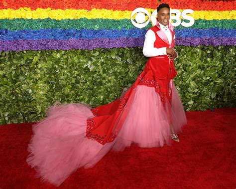 Billy Porter Wears Kinky Boots Curtain Tony Awards