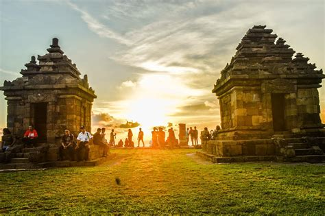 spot foto sunset terindah  yogyakarta airy rooms blog