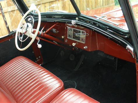 jeep jeepster interior 1948 willys jeepster 2 door convertible 93568