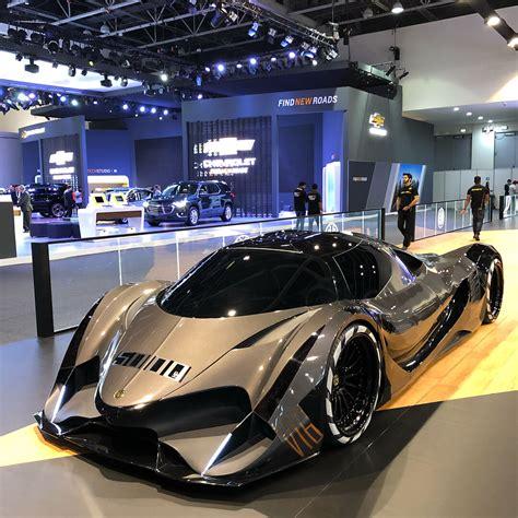 EXOTIC: 5007HP Devel Sixteen Launch In Dubai - Cars247