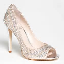 chagne colored wedding shoes sparkly bridal shoes for weddings junebug weddings