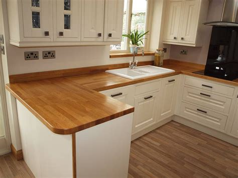 Kitchen Island With Chopping Block Top - prime oak worktop gallery